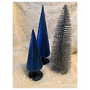 Other - 🎄3 Sparkling Decorative Trees